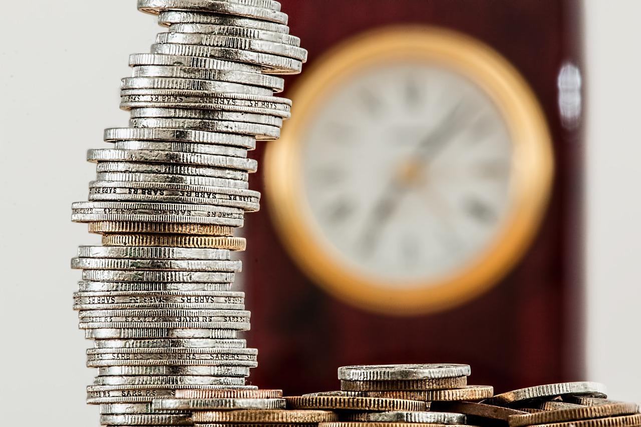 administración de dinero