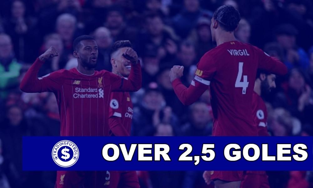 Estrategia Mas de 2.5 goles